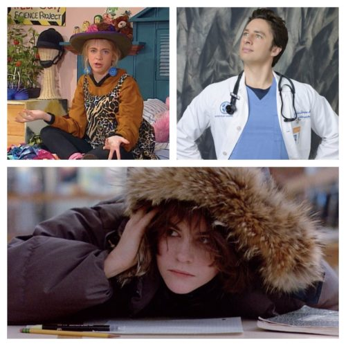 #describeyourselfin3fictionalcharacters Alli