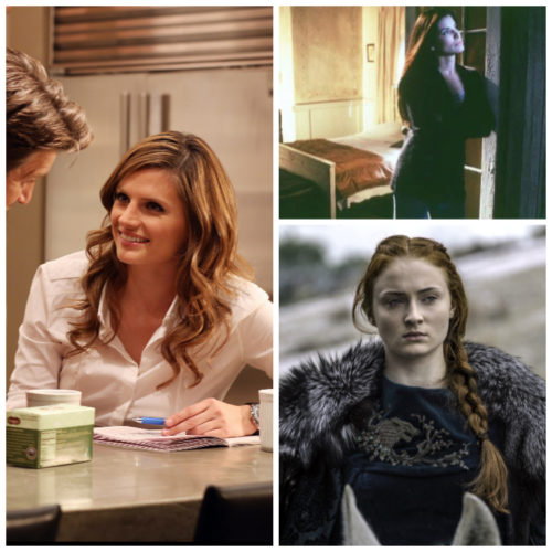 #describeyourselfin3fictionalcharacters Ashley