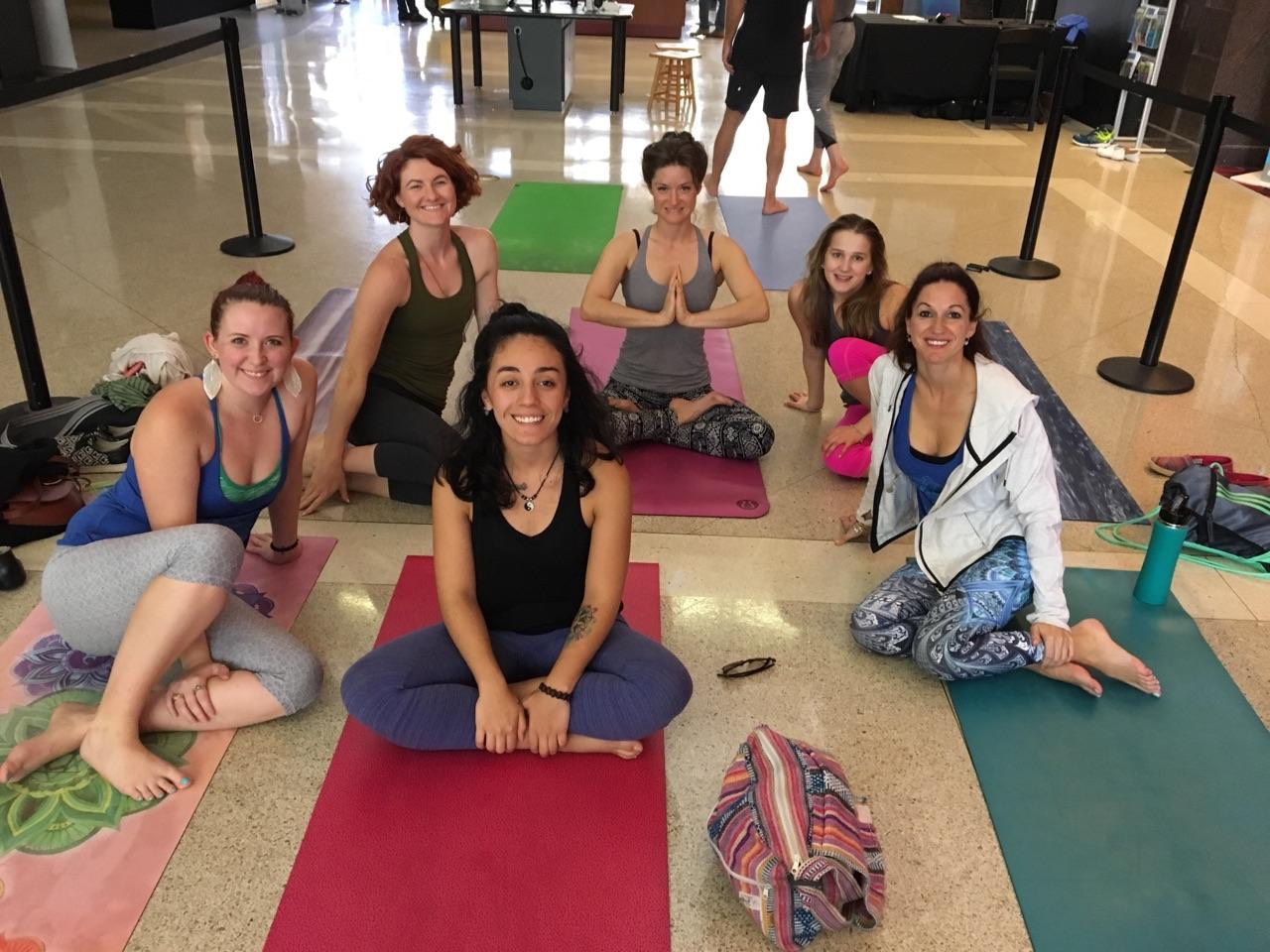 yoga teacher training update
